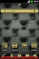 Screenshot of Gold Bar GO Widget