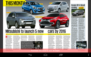 Screenshot of Autocar India