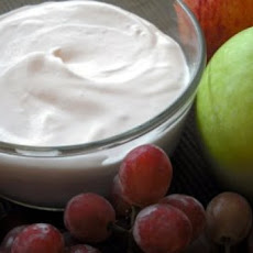 Cool Whip Fruit Dip