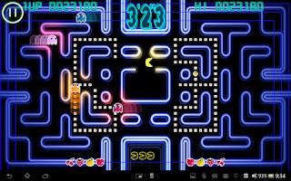 Screenshot of PAC-MAN Championship Edition