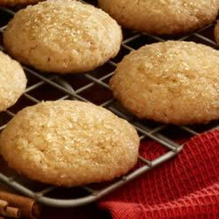 Ginger Drop Cookies