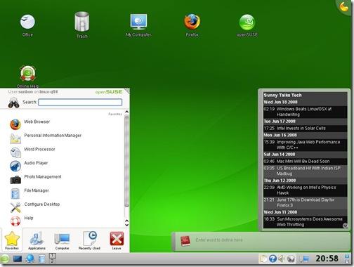 SuSE11-KDE4