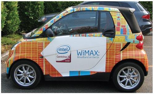 Wimax-Car