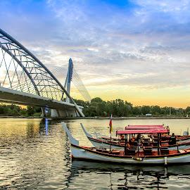 My PUJ Boats by Syahrul Nizam Abdullah - Transportation Boats