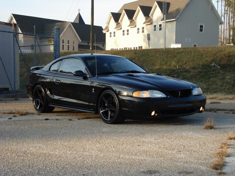 1996 Cobra Black on Black in GA - Ford Mustang Forums ...