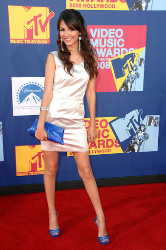 Nickelodeon Zoey 101 star Victoria Justice