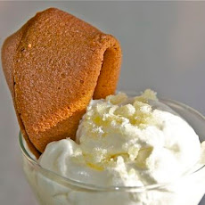 Joanne Chang's Lemon-Ginger Mousse Coupe
