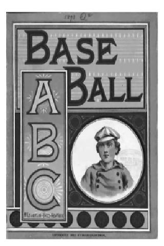 [圖書]棒球ABC