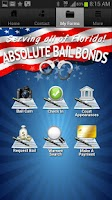 Screenshot of Absolute Bail Bonds