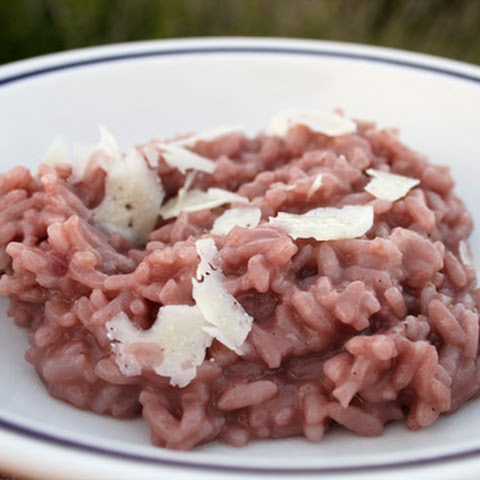 Risotto With Chianti Wine