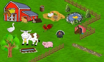 Screenshot of Animal Farm for Kids