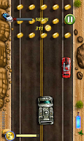 Screenshot of Survival Racing