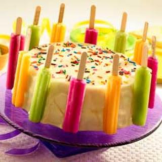 Rainbow Cake With Cake Mix Recipes