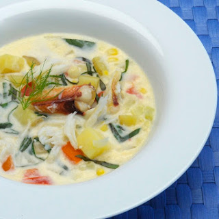 Dungeness Crab Chowder Recipes