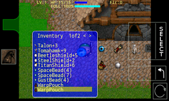 Screenshot of Voyage to Farland