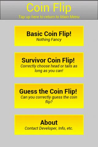 Super Coin Flip