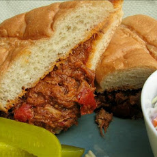 Spiced Pork Sandwiches (Slow Cooker)