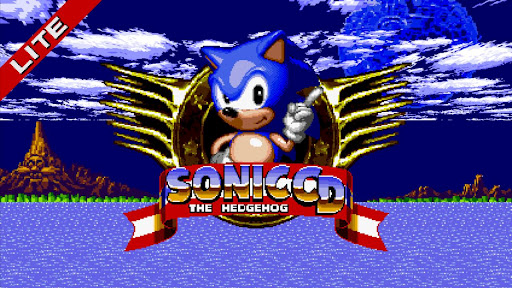 sonic-cd-lite for android screenshot