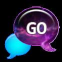 GO SMS - Cotton Candy Sky icon
