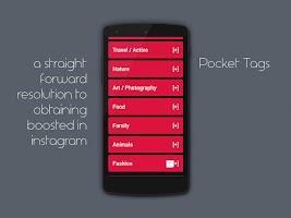 Screenshot of PocketTags