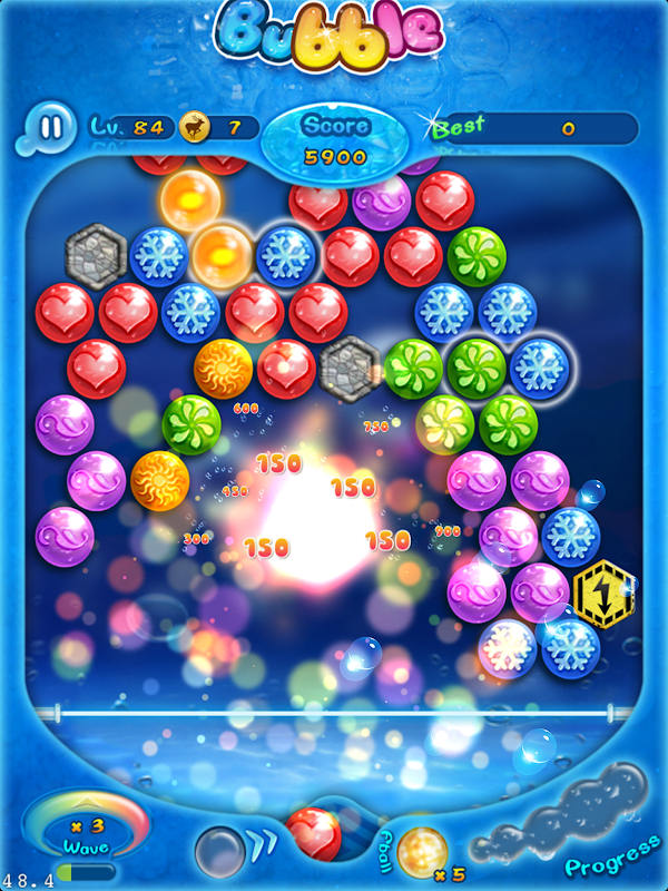Let's Play Bubble Shooter Games at Gamesgamescom