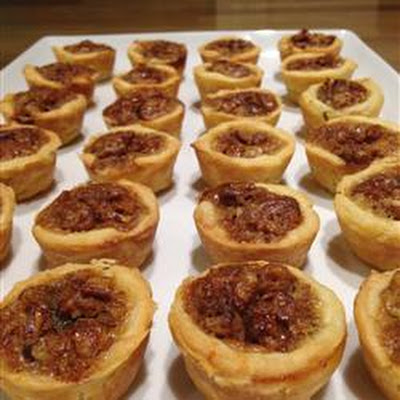 Pecan Tarts Without Corn Syrup Recipes