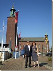 stockholm mairie