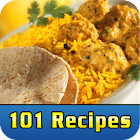 101 Recipes North Indian Foods icon