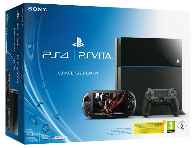 PS4/PS Vita bundle appears on Amazon