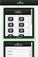 Screenshot of BCS Question Bank