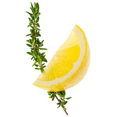 Lemon-Thyme Simple Syrup