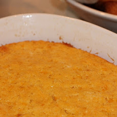 Jiffy Scalloped Corn Casserole