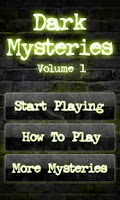 Screenshot of Dark Mysteries Vol. 1