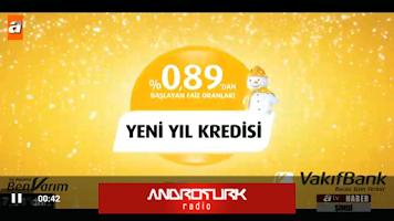 Screenshot of AndroTurk Tv