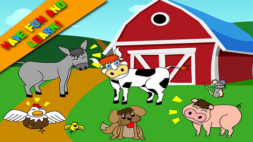 My Friends Farm Animals