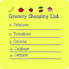 GoApps Grocery Shopping List icon
