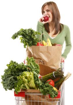 Importância da alimentação saudável contra a flacidez