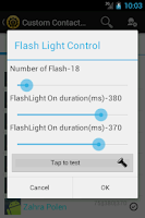 Screenshot of Flash Blink