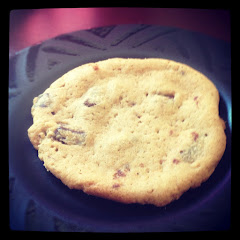 Peanut Butter- Chocolate Chip Cookie