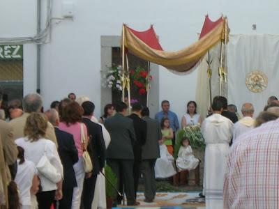 Corpus 2007. Foto: Pozoblanco News (www.pozoblanconews.blogspot.com)