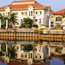 at Port Marina  by Saatdul Ibat - Buildings & Architecture Homes (  )