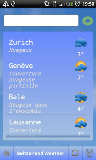 【免費天氣App】Switzerland Weather-APP點子