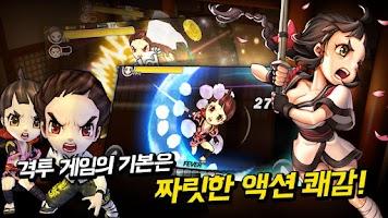 Screenshot of 정무문 히어로즈 for Kakao