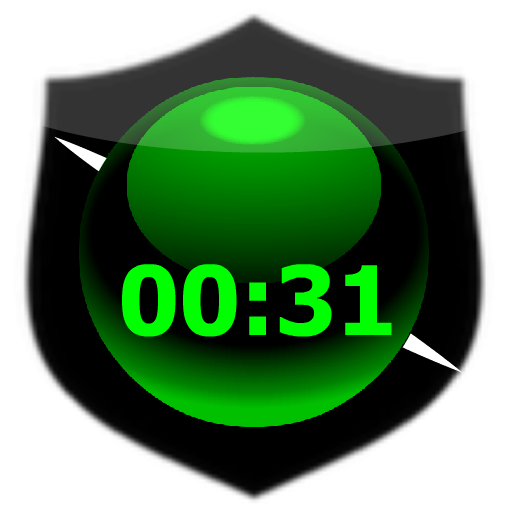 Crystal Digital Clock LOGO-APP點子