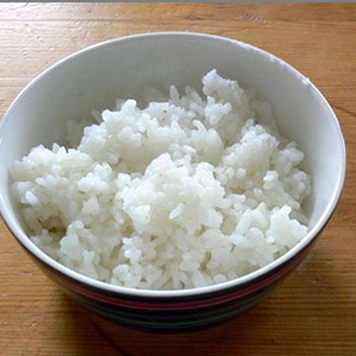 Perfect Steamed Jasmine Rice