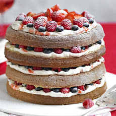 Paul's Berry Sponge