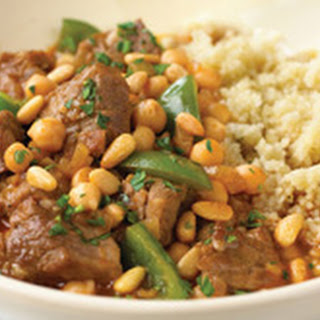 Couscous Chickpea Lamb Recipes