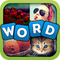 Free Download 4 Pics 1 Word APK for Samsung