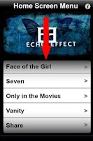 Screenshot of Echo Effect