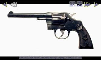 Screenshot of Guns Wallpapers 2 (Revolvers)